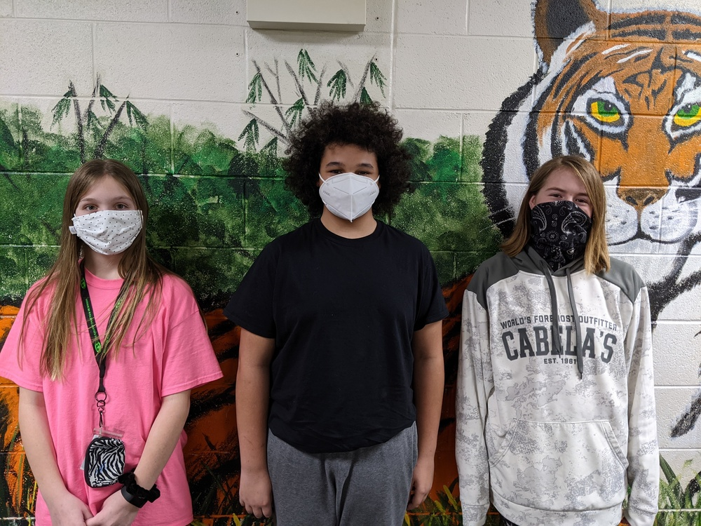FCMS Announces January Act of Kindness Winners