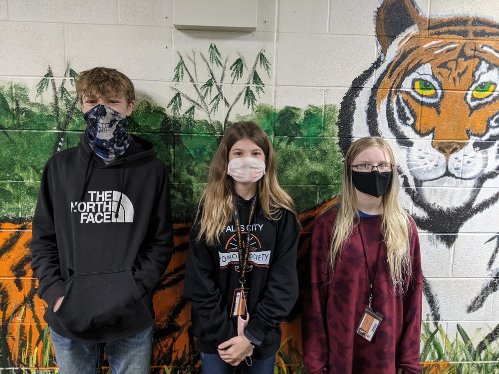 FCMS Announces December Act of Kindness Winners